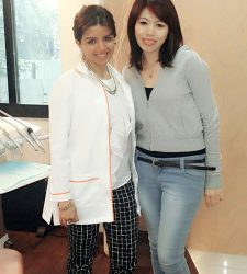 Happy patient - Dubai